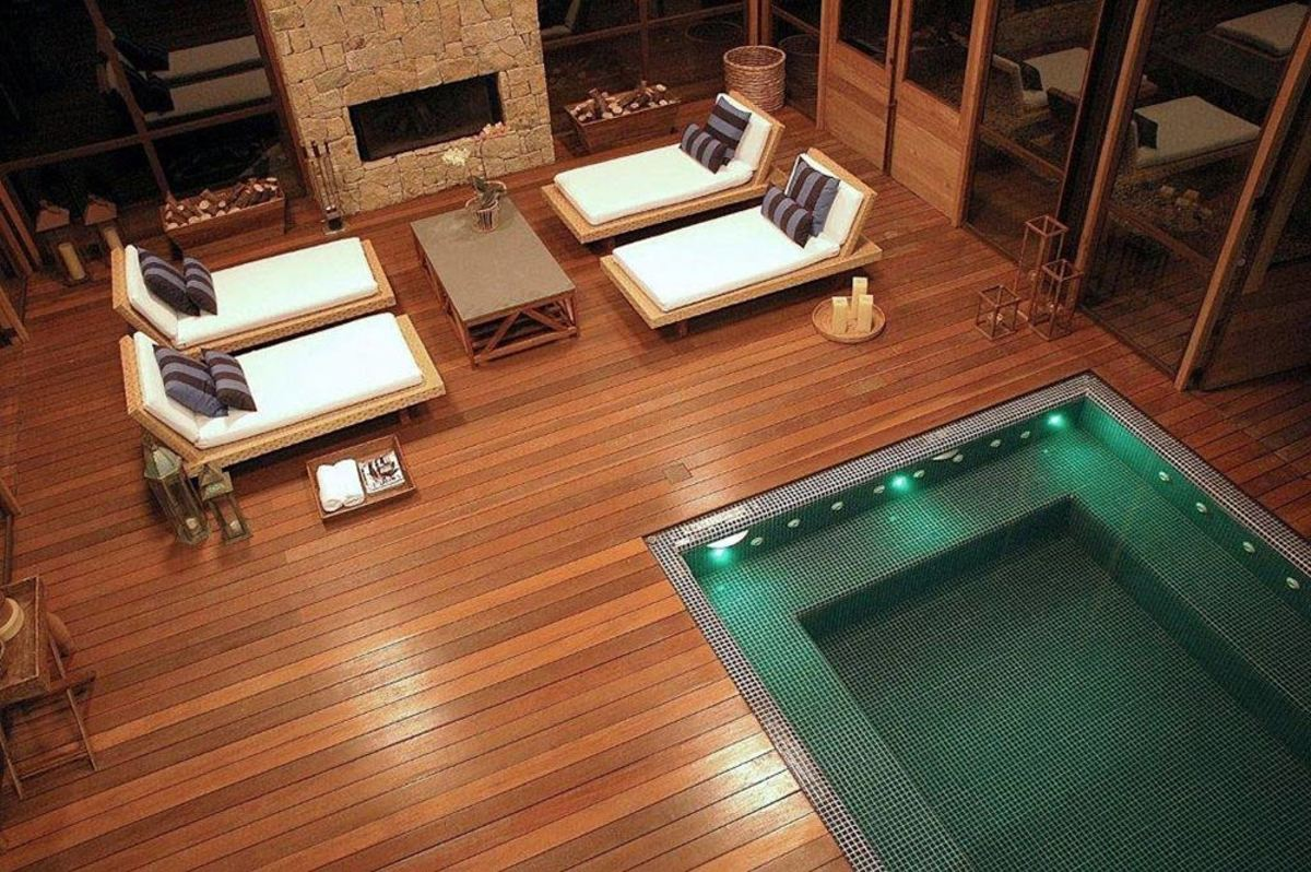 House-Itaipava-Brazil-Indoor-Pool-Spa