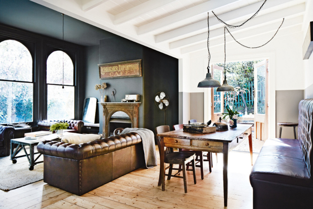 Kali Cavanagh - Vintage House Daylesford Inside Out image by Armelle Habib-2