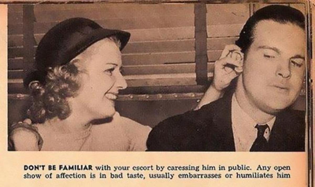 dating tips fra 1938 hvad skriver du på din dating profil