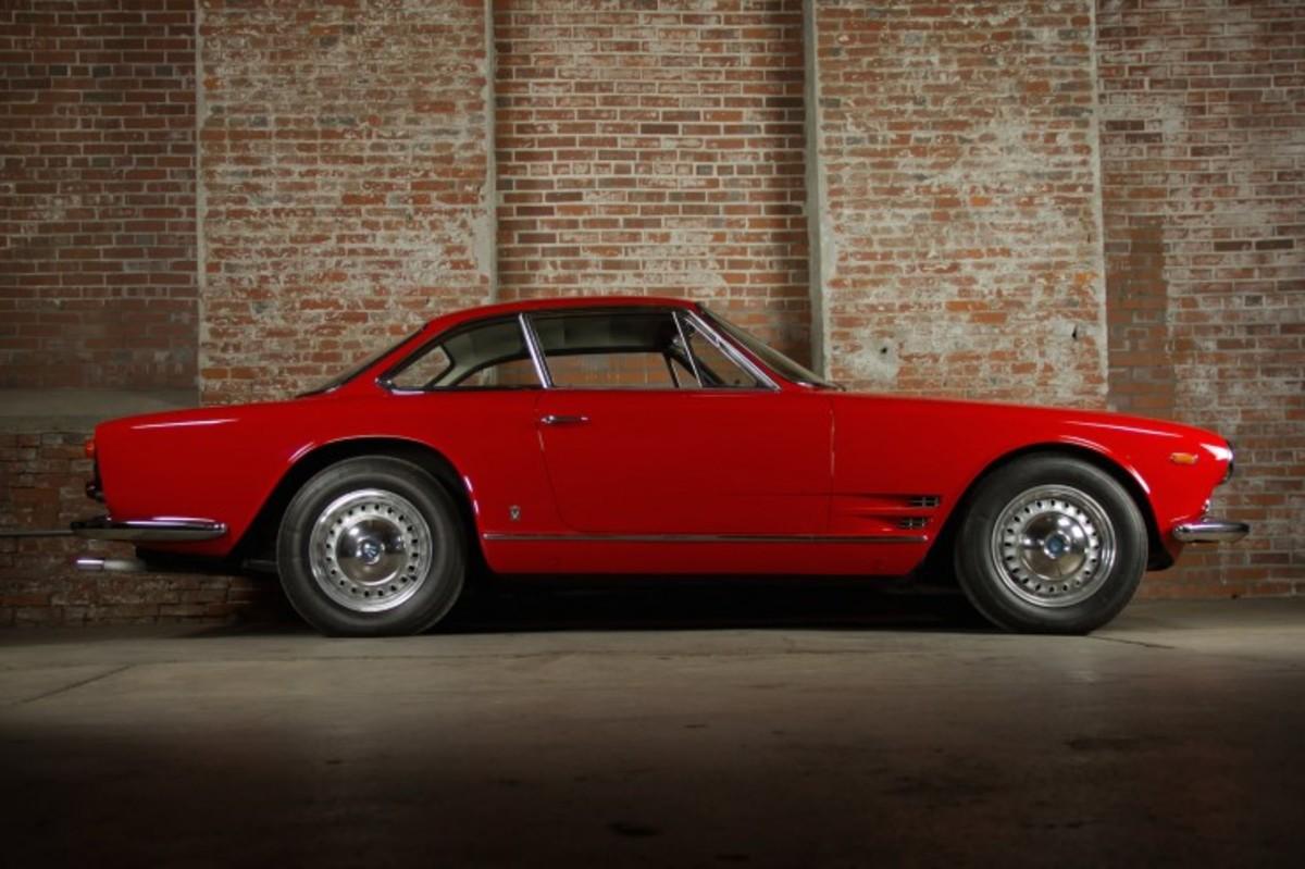 Car Porn 1963 Maserati Series I Sebring - Airows-7331