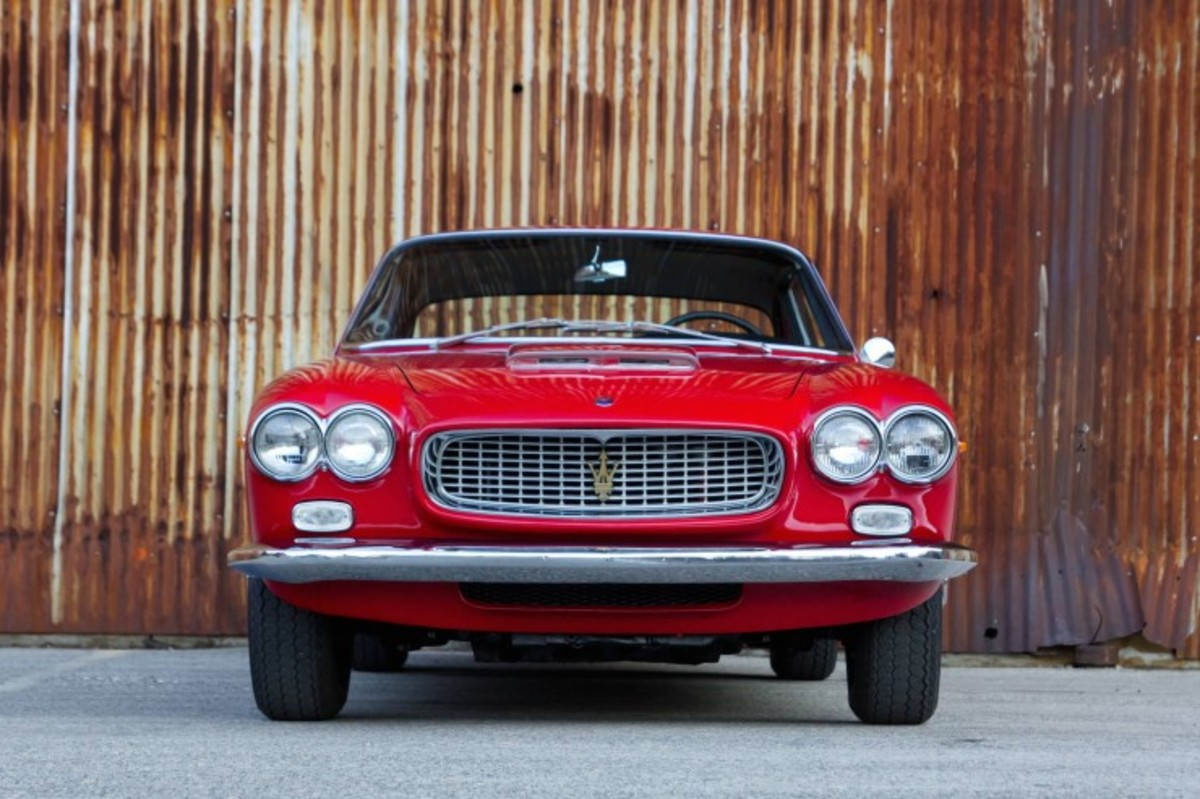 Car Porn 1963 Maserati Series I Sebring - Airows-3209
