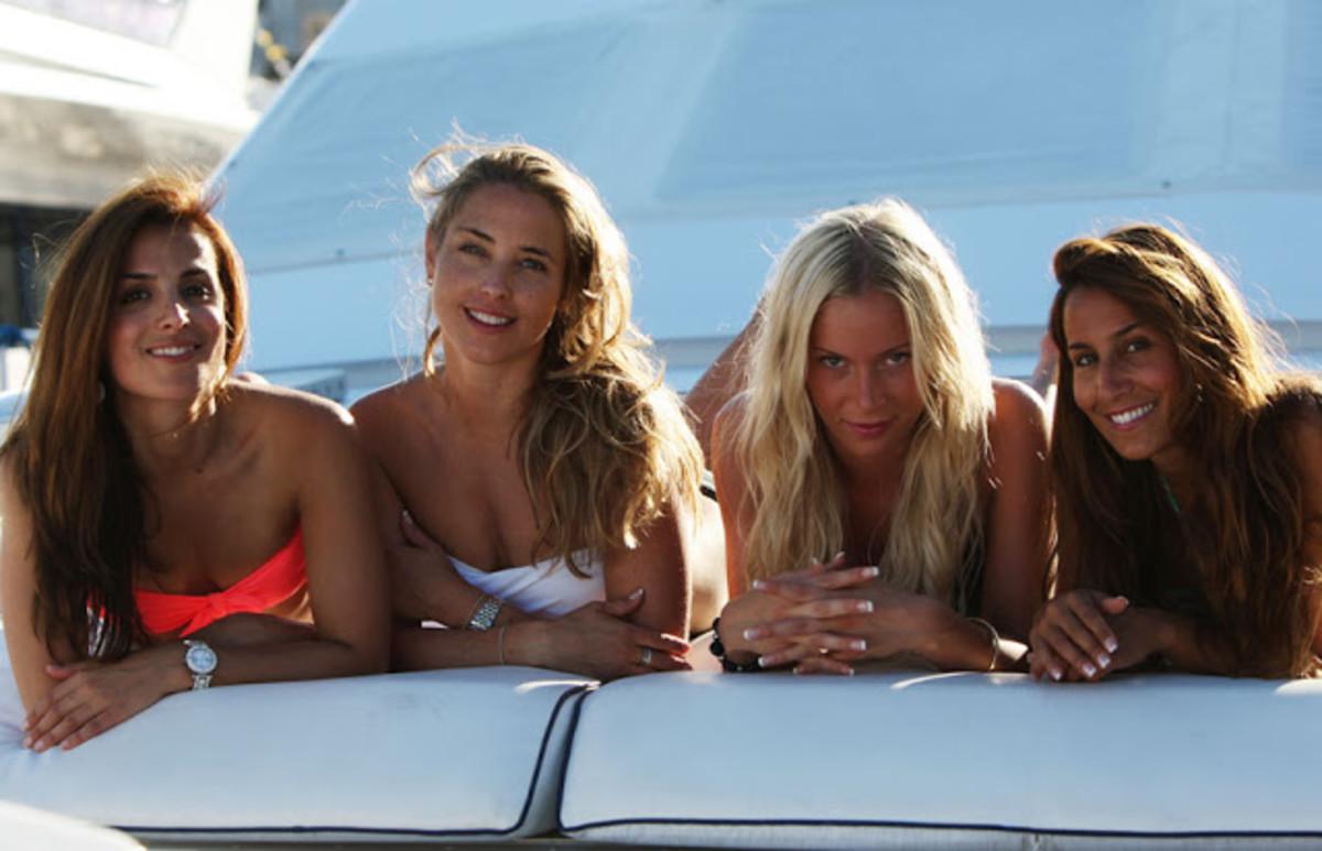 Monaco GP 2011 Pit Babes 8