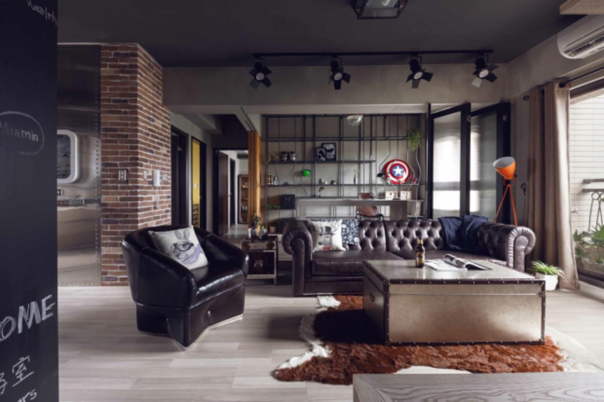 marvel-themed-apartment
