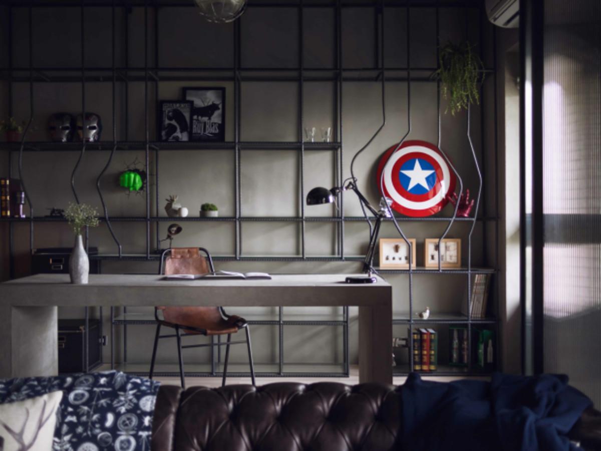 hulk-themed-room