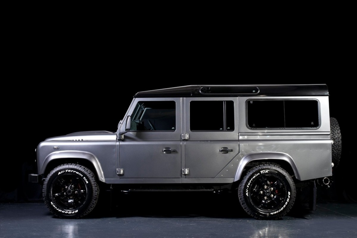 The Land Rover Defender Ultimate Edition Is Insane Airows