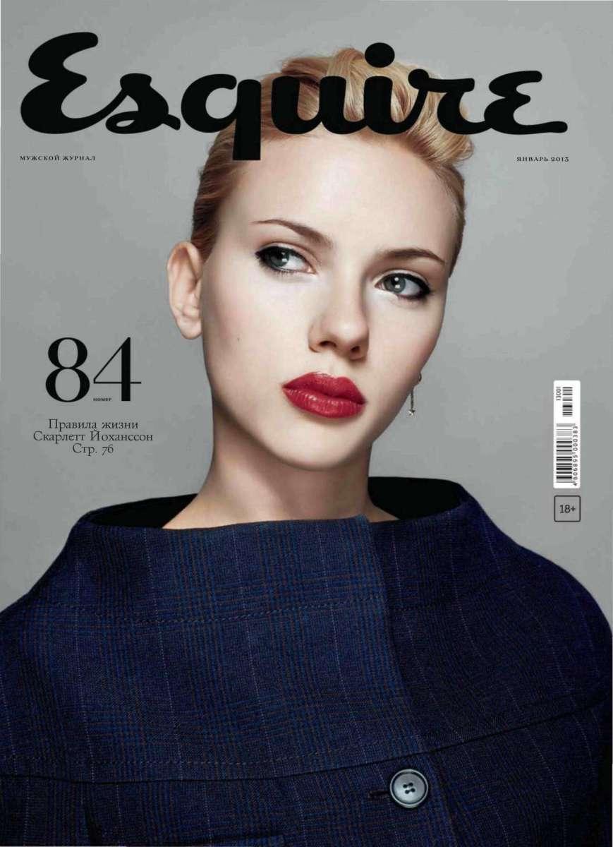 Scarlett Johansson in Esquire -04