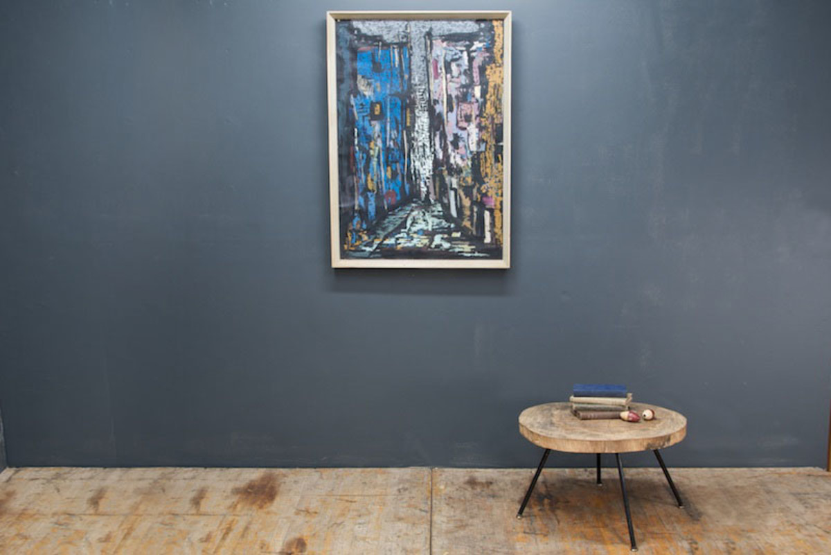 latin-vintage-modern-art-oil-painting