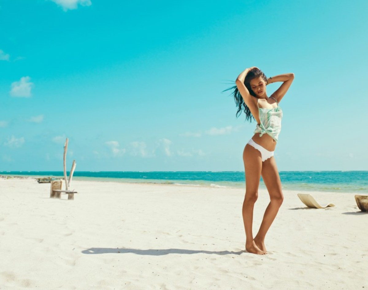 Revolve Clothing Summer Campaign 2013 Tulum