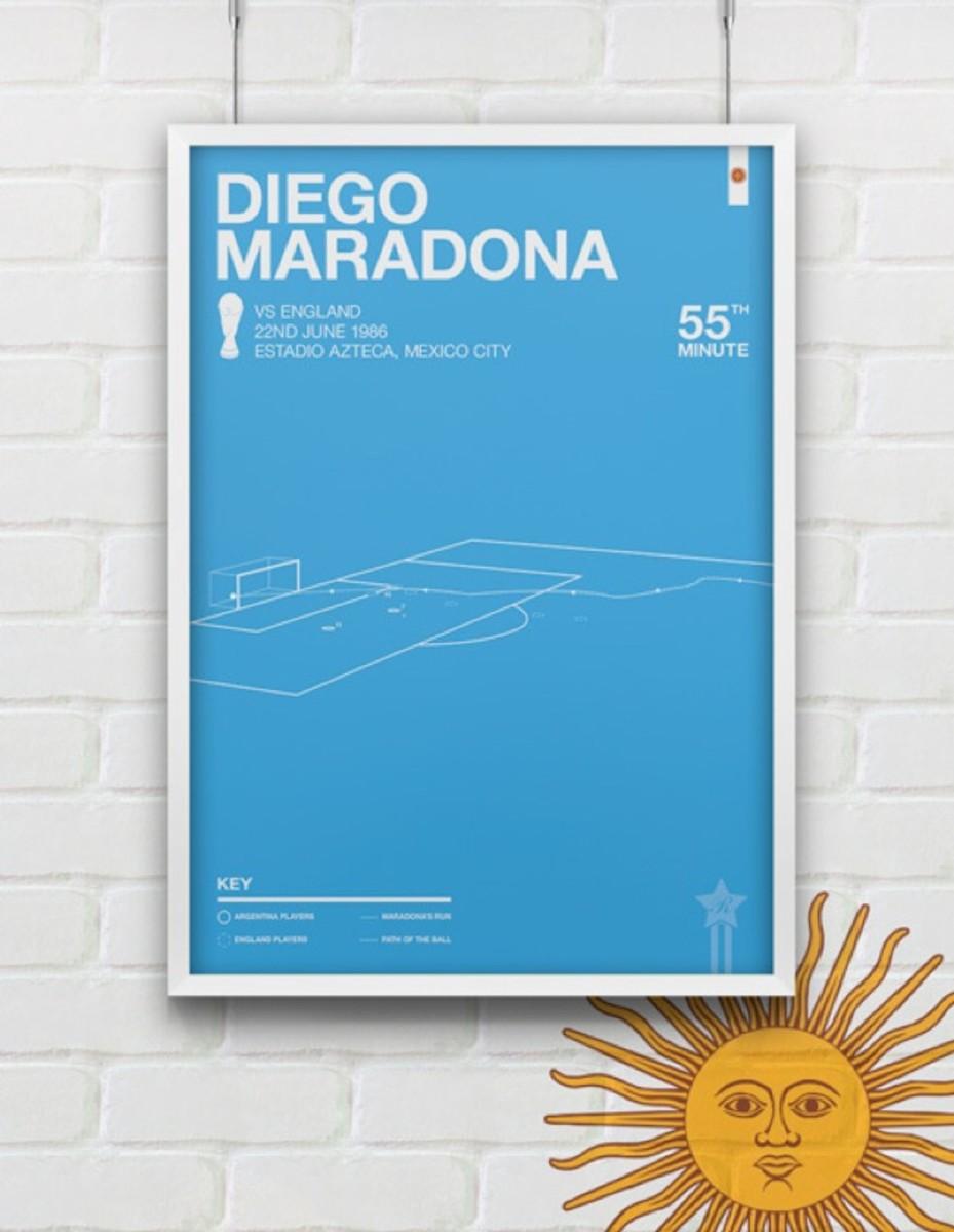 cartel_Maradona_vsEngland