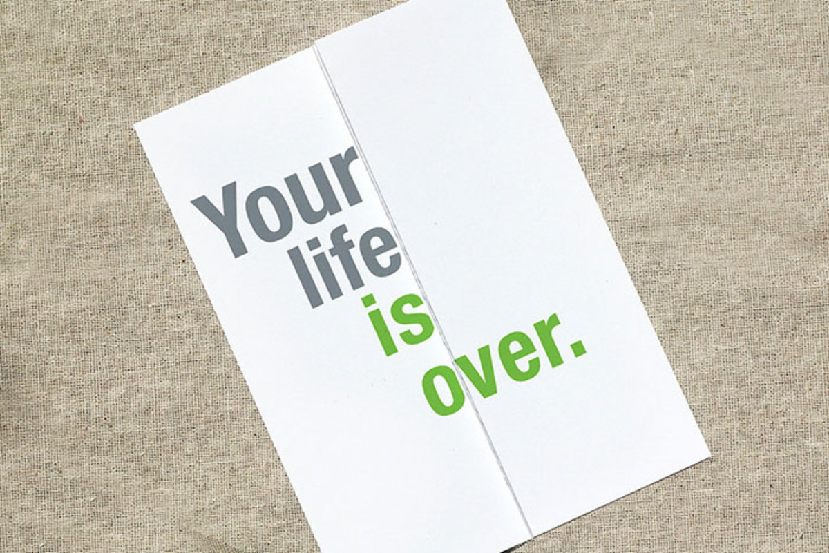 Offensive Greeting Cards That Fold Out To Be Wonderful Airows