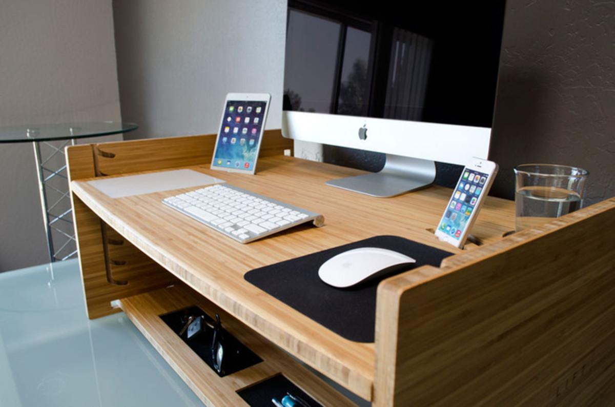 Компьютерный стол-трансформер.
