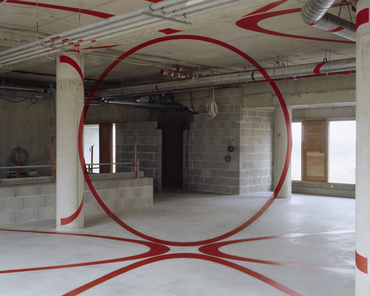 Varini_Felice-Quatre_cercles_a_cinq_metres