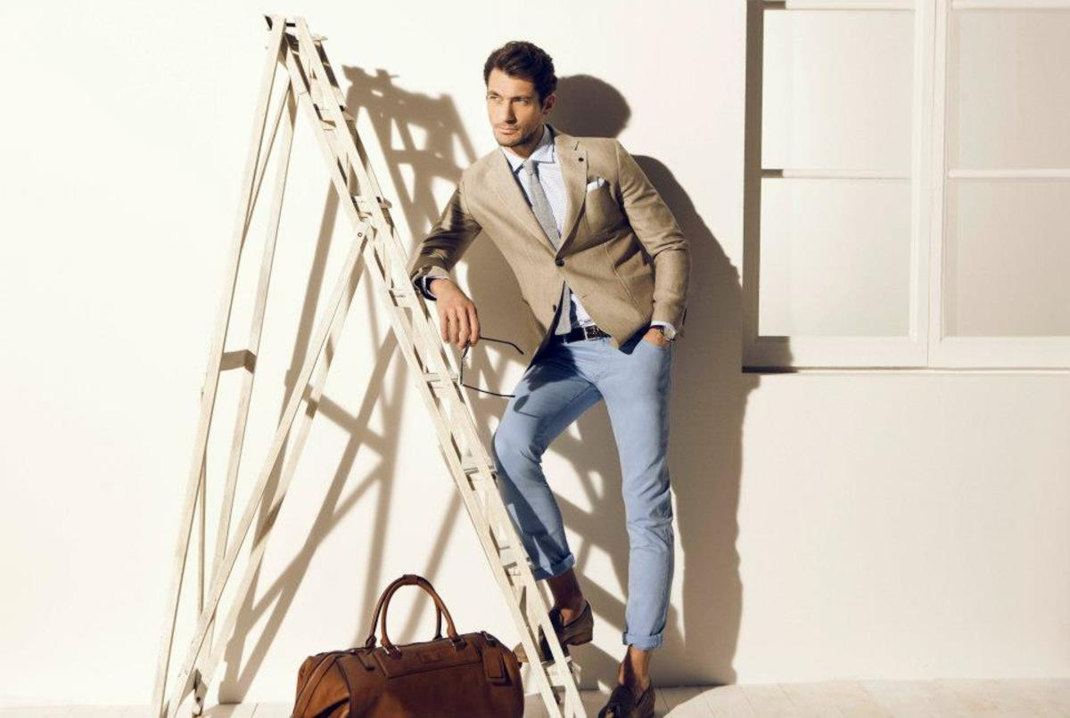 Massimo Dutti  Lookbook March 2013  (1)