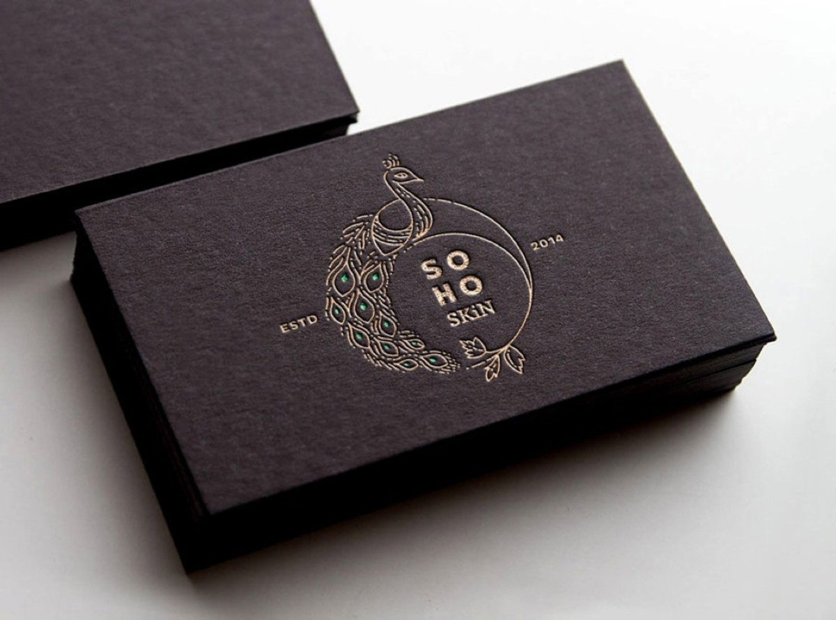 55 Business Cards With Pixel-Perfect Design - Airows