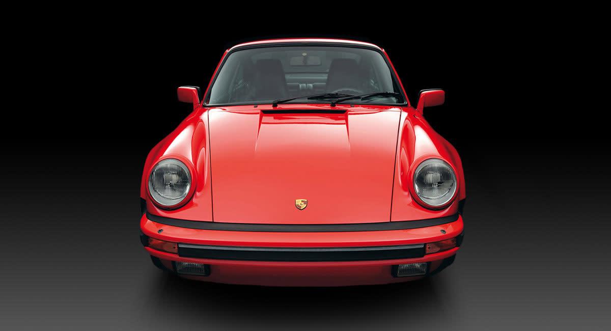 porsche-930-turbo-front-red