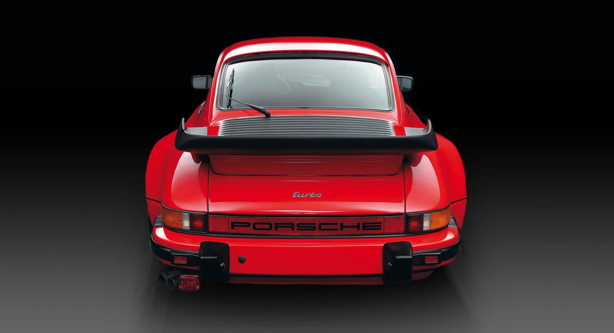 porsche-930-turbo-rear