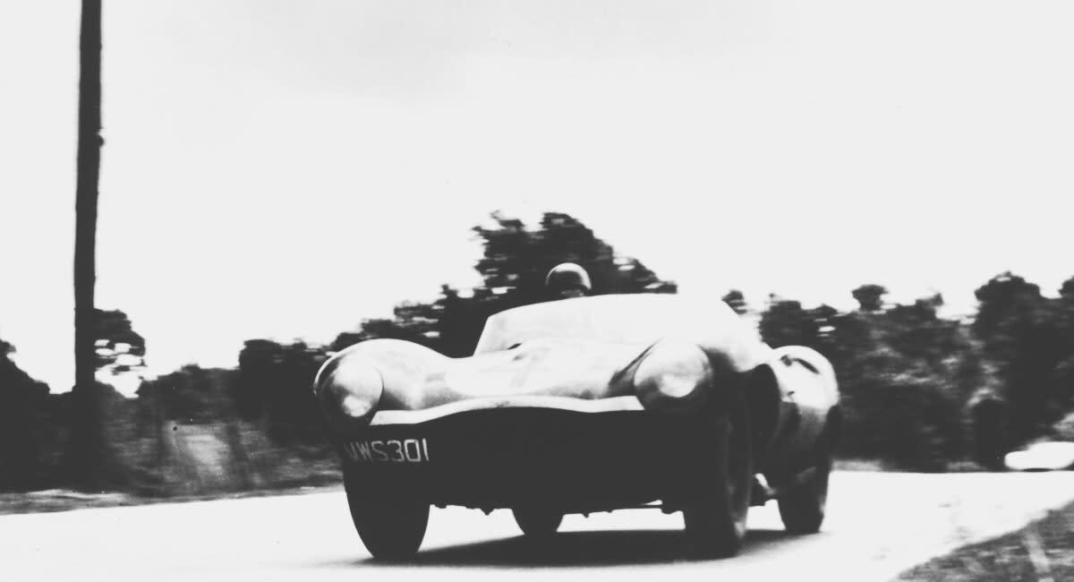 jaguar-d-type-le-mans-1954