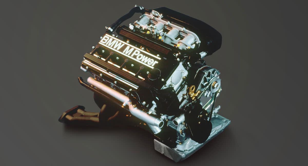 bmw-e30-m3-s14-engine