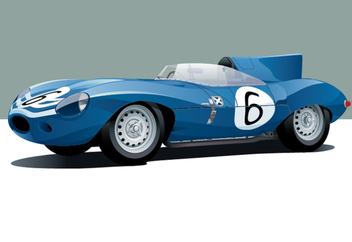 JaguarD-Type
