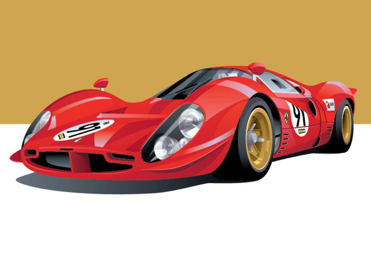 Ferrari330P3