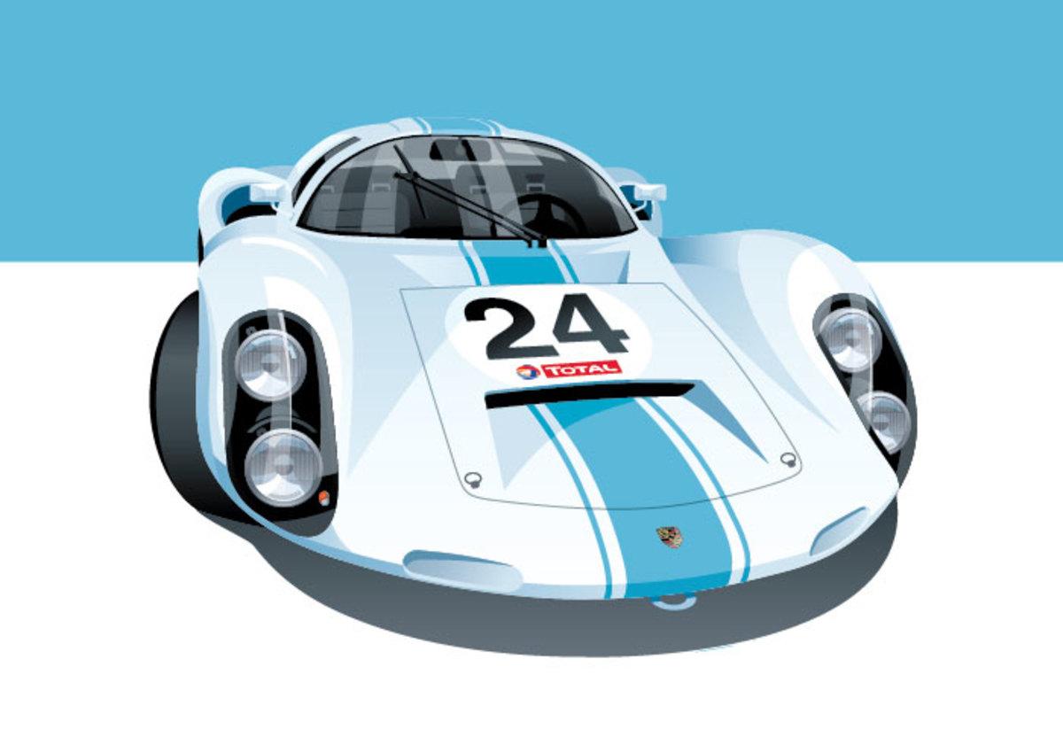 Porsche910