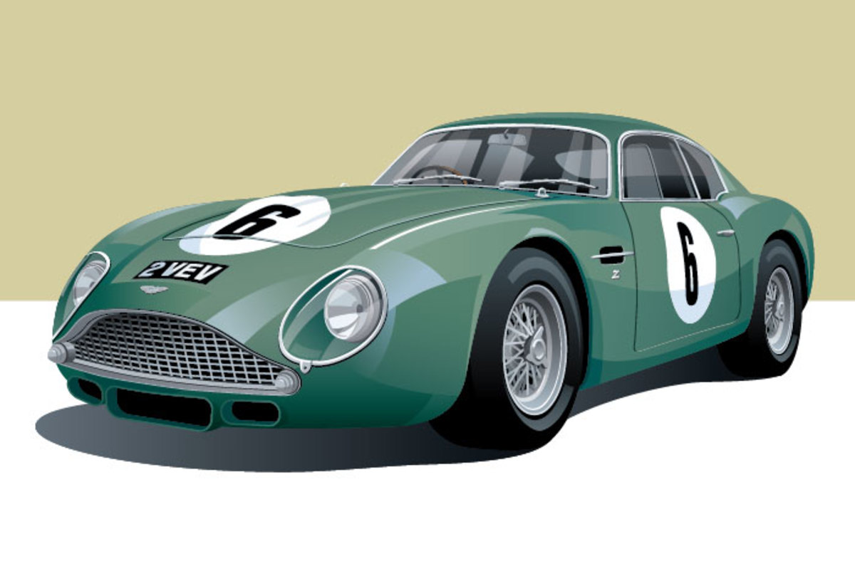 AstonMartinDB4