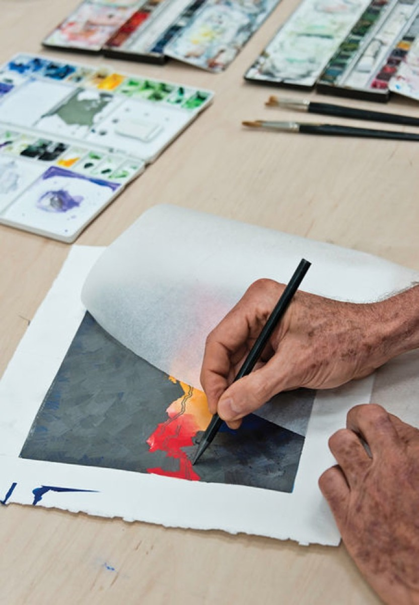 art-life-richard-brothers-drawing