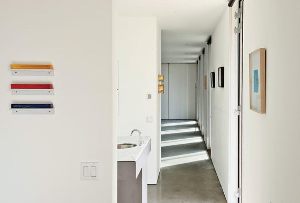 art-life-series-glass-doors-hallway