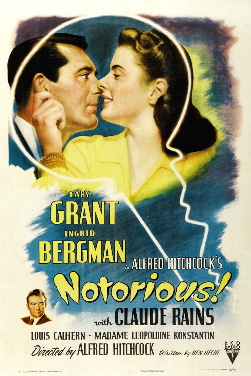 Notorious - poster 2