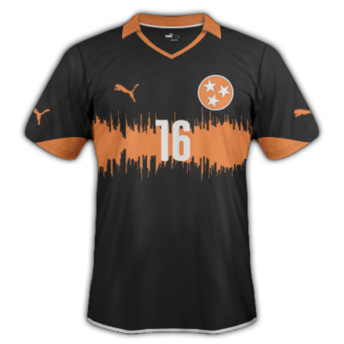 087 - Tennessee Away