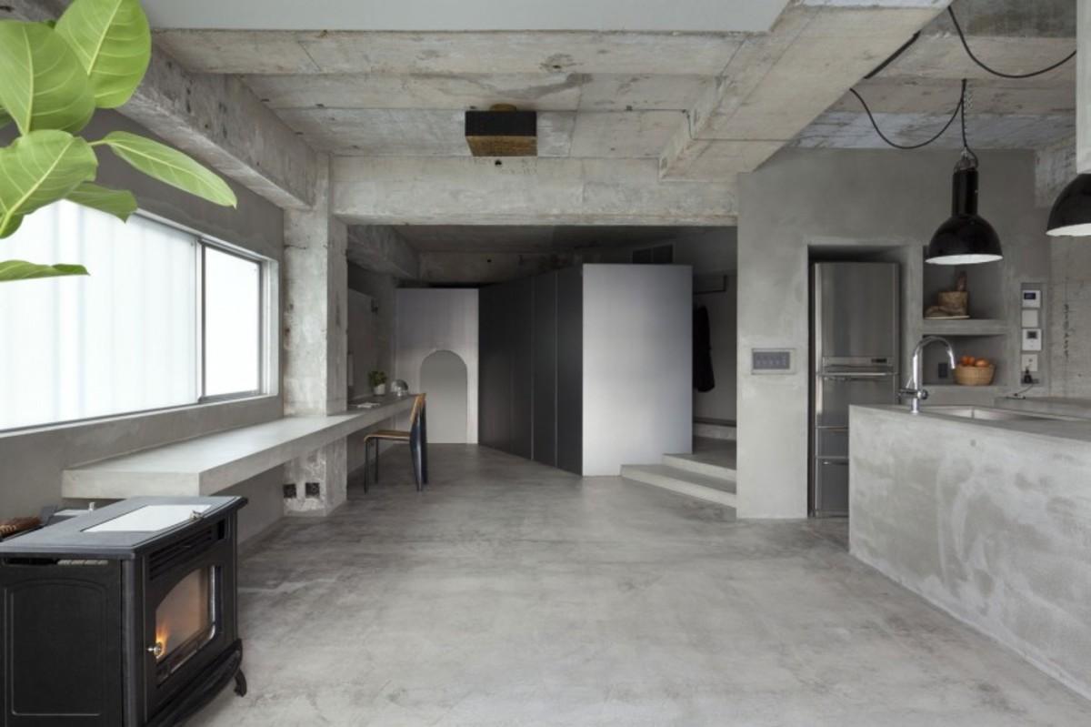 Renovation-in-Jiyugaoka-07-850x566