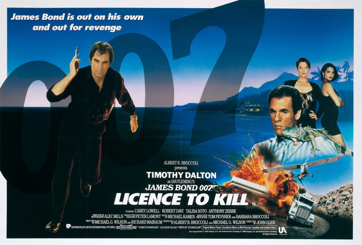Every James Bond Movie Poster Ranked Airows