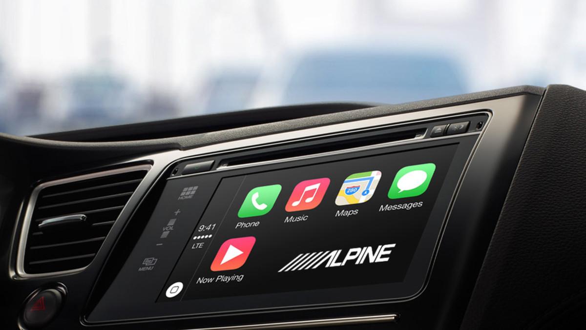 Alpine+iLX-007