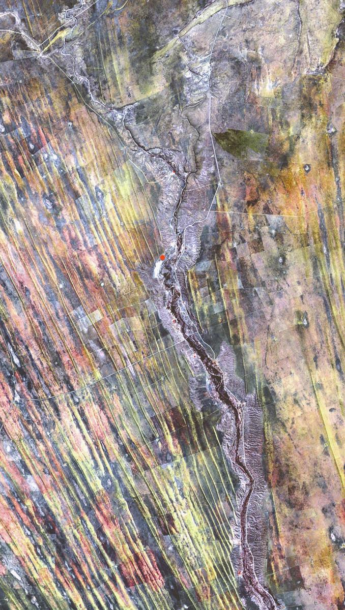 satellite-image-kalahari-desert