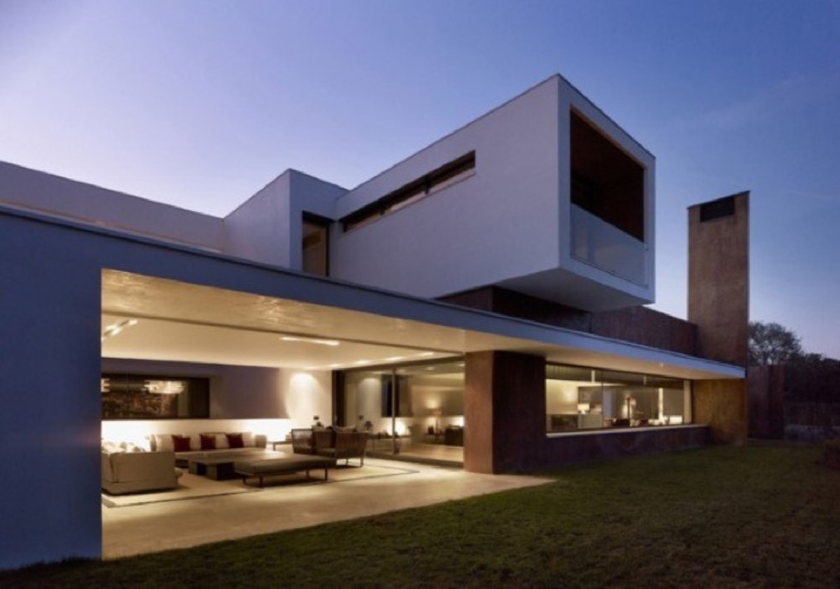 minimalistic-houses-39 & 40 Ultra-Modern Minimalist Homes - Airows