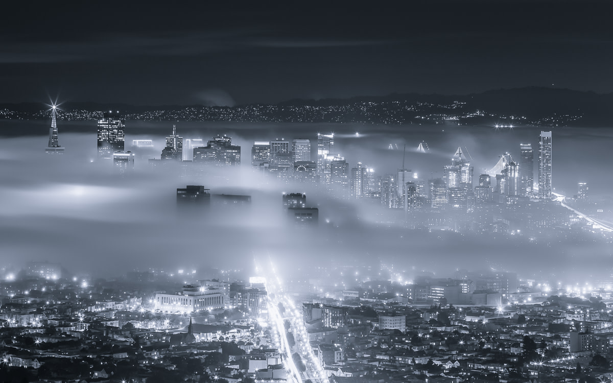 Dark Foggy SF