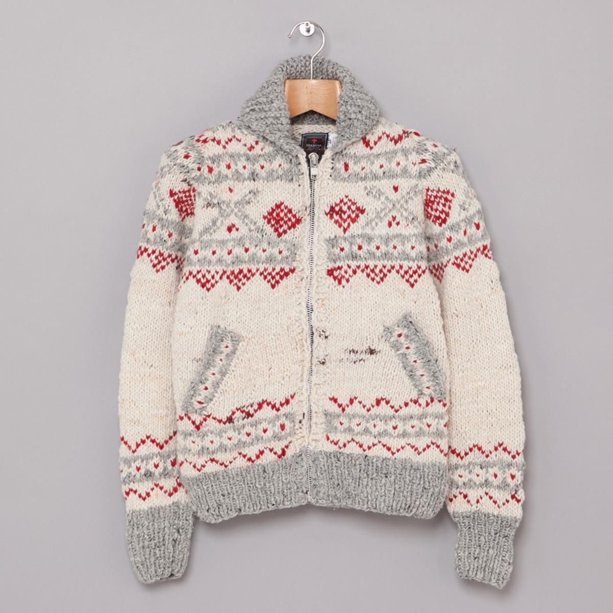 chamula-fair-isle-zipper-cardigan-natural-heather-red