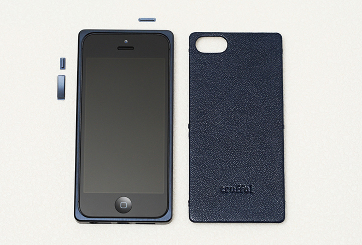 Truffol Luxury Signature iPhone 5 Case