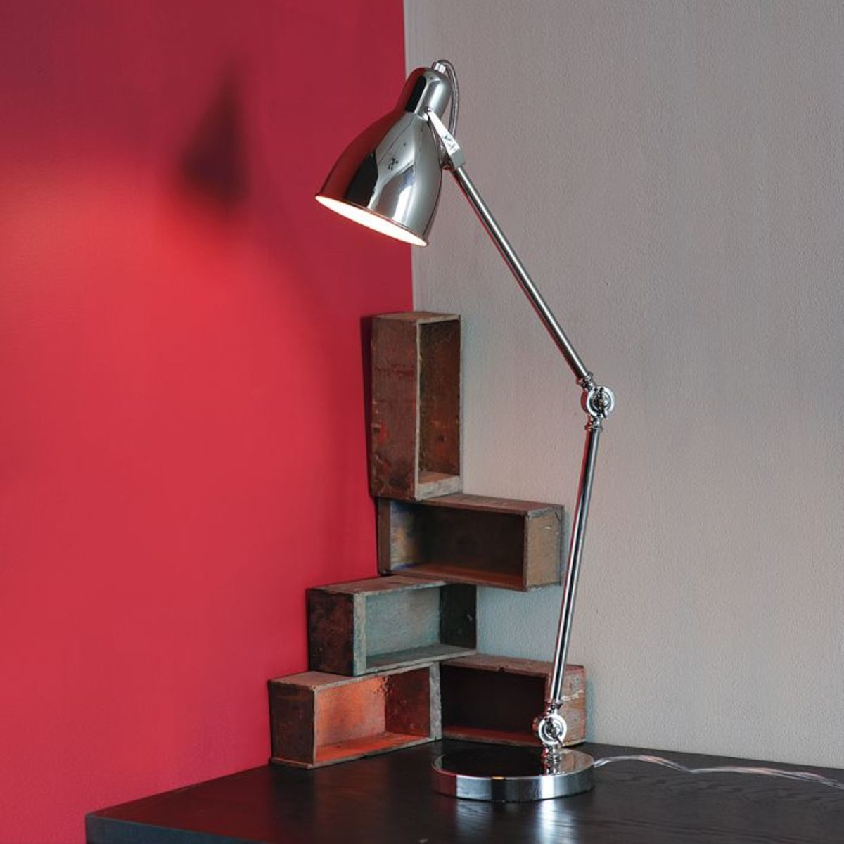 Industrial Task Table Lamps Airows