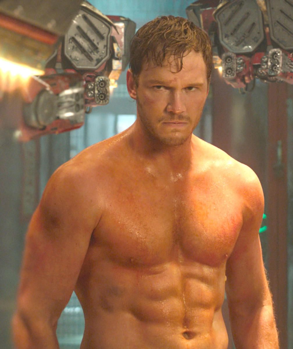 The Guardians Of The Galaxy Workout Plan That Got Chris
