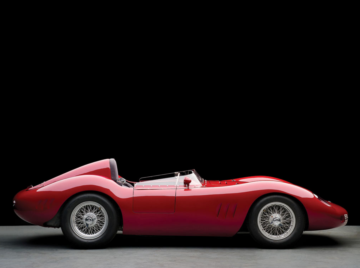 Car Porn A Flawless 1957 Maserati 250S By Fantuzzi - Airows-9509