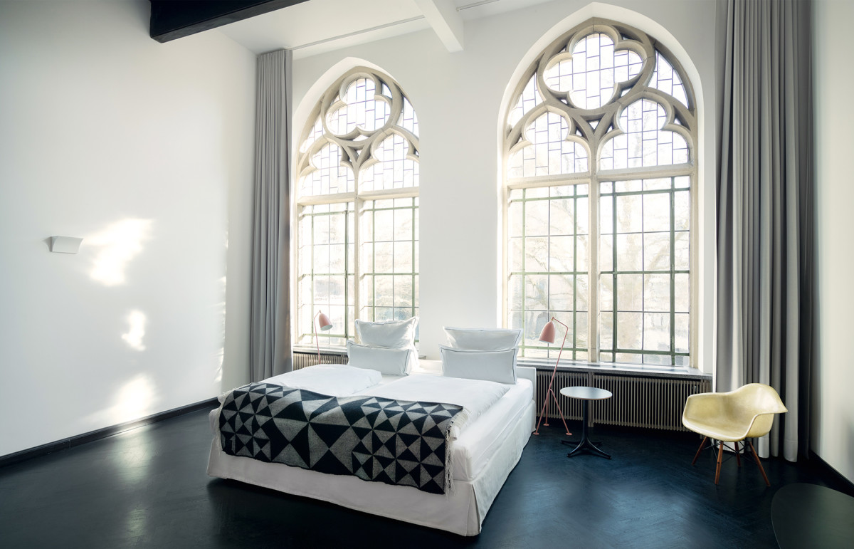 This Hotel Blends Neo Gothic Architecture With Modern Design