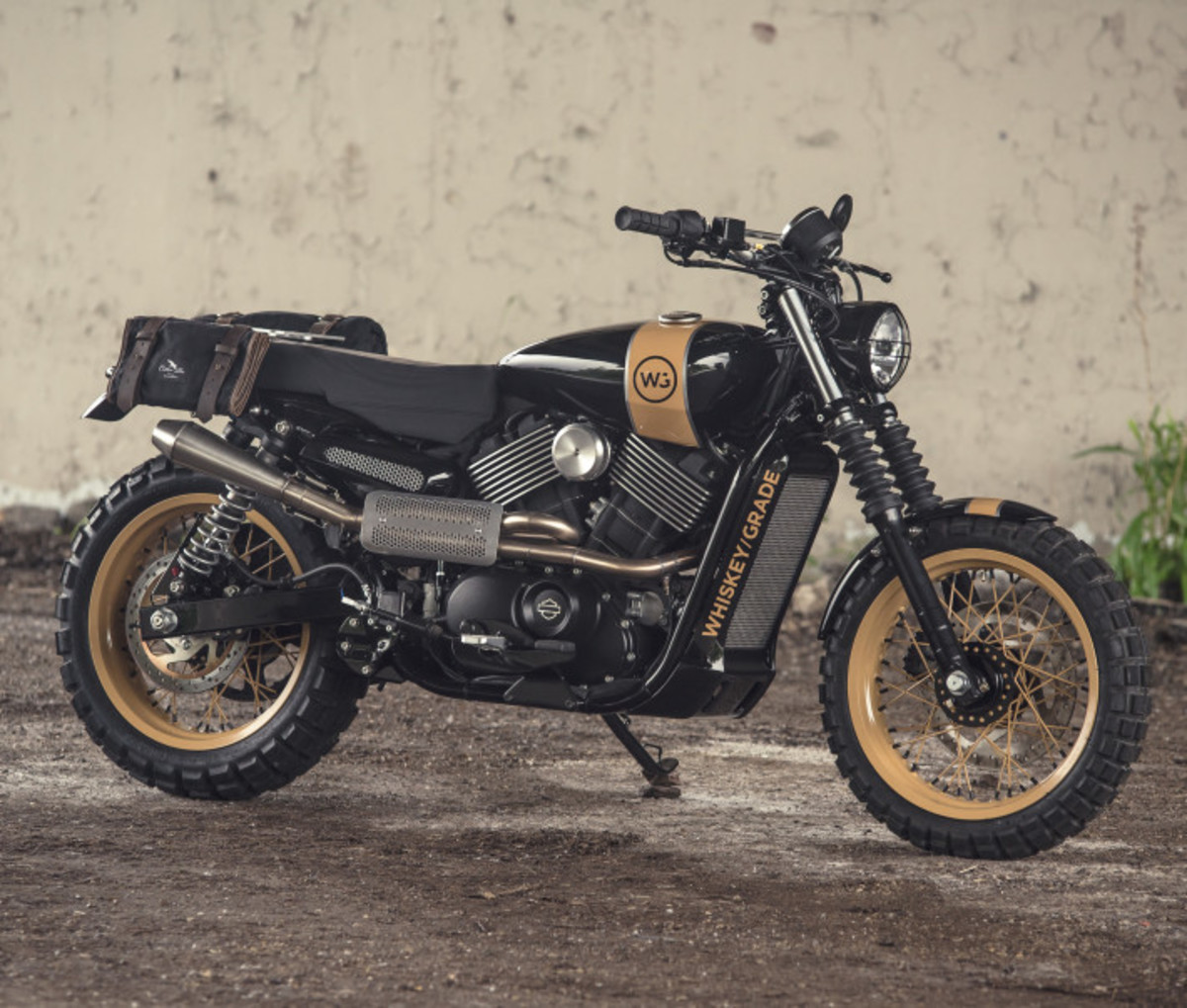 Analog Motorcycles
