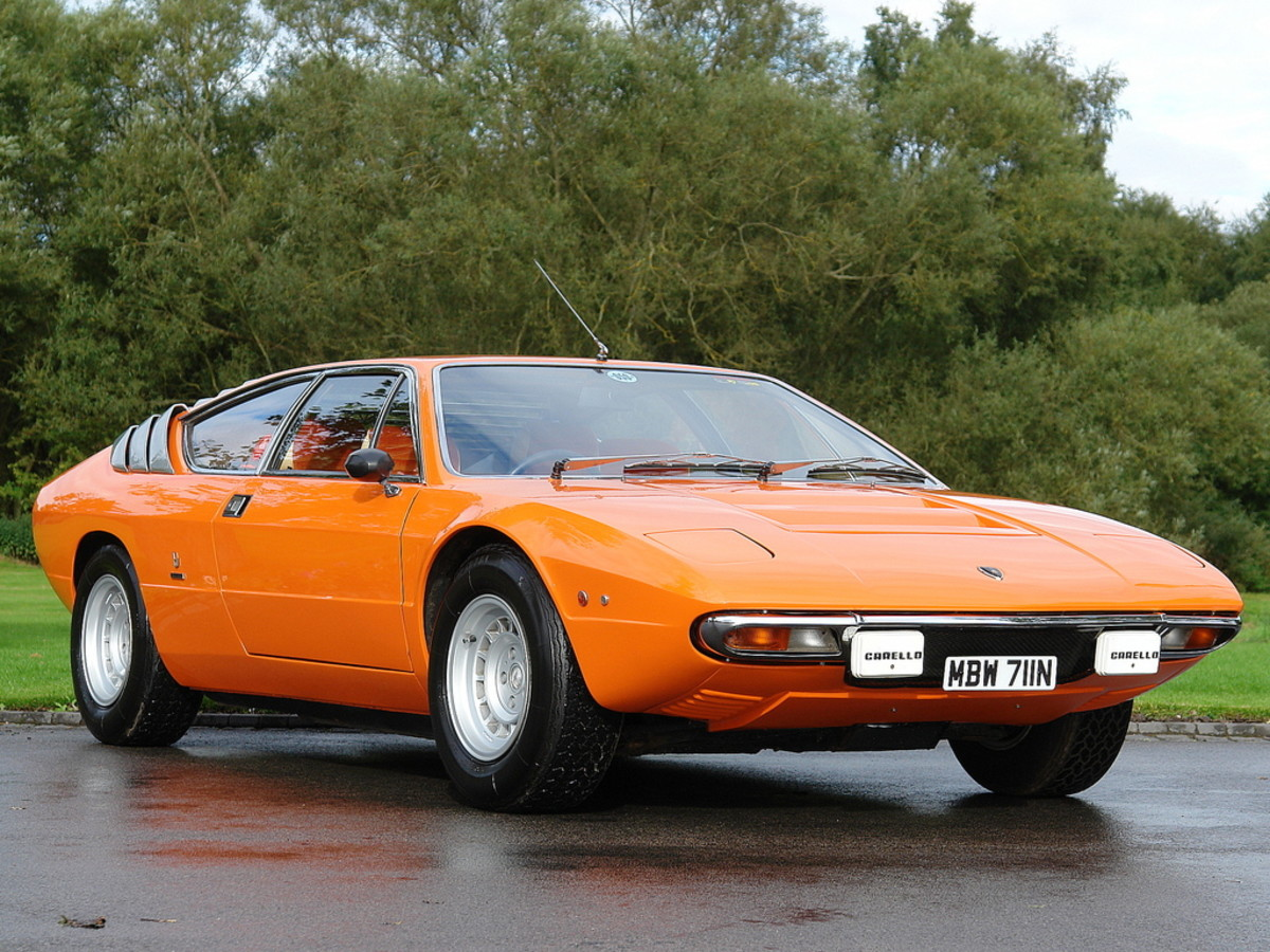 This Unusually Cool 1974 Lamborghini Urraco P250 Is For Sale Airows