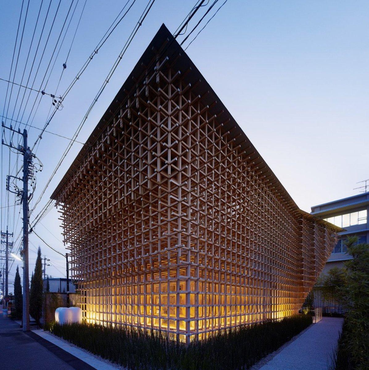 Kengo Kuma & Associates/courtesy Taschen