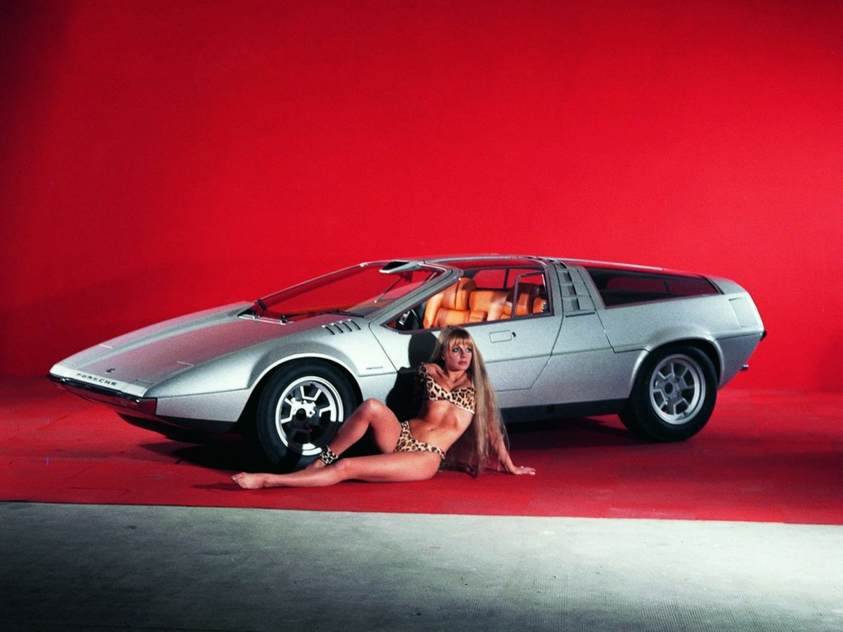 Days Of Future Past The Most Stunning Vintage Concept