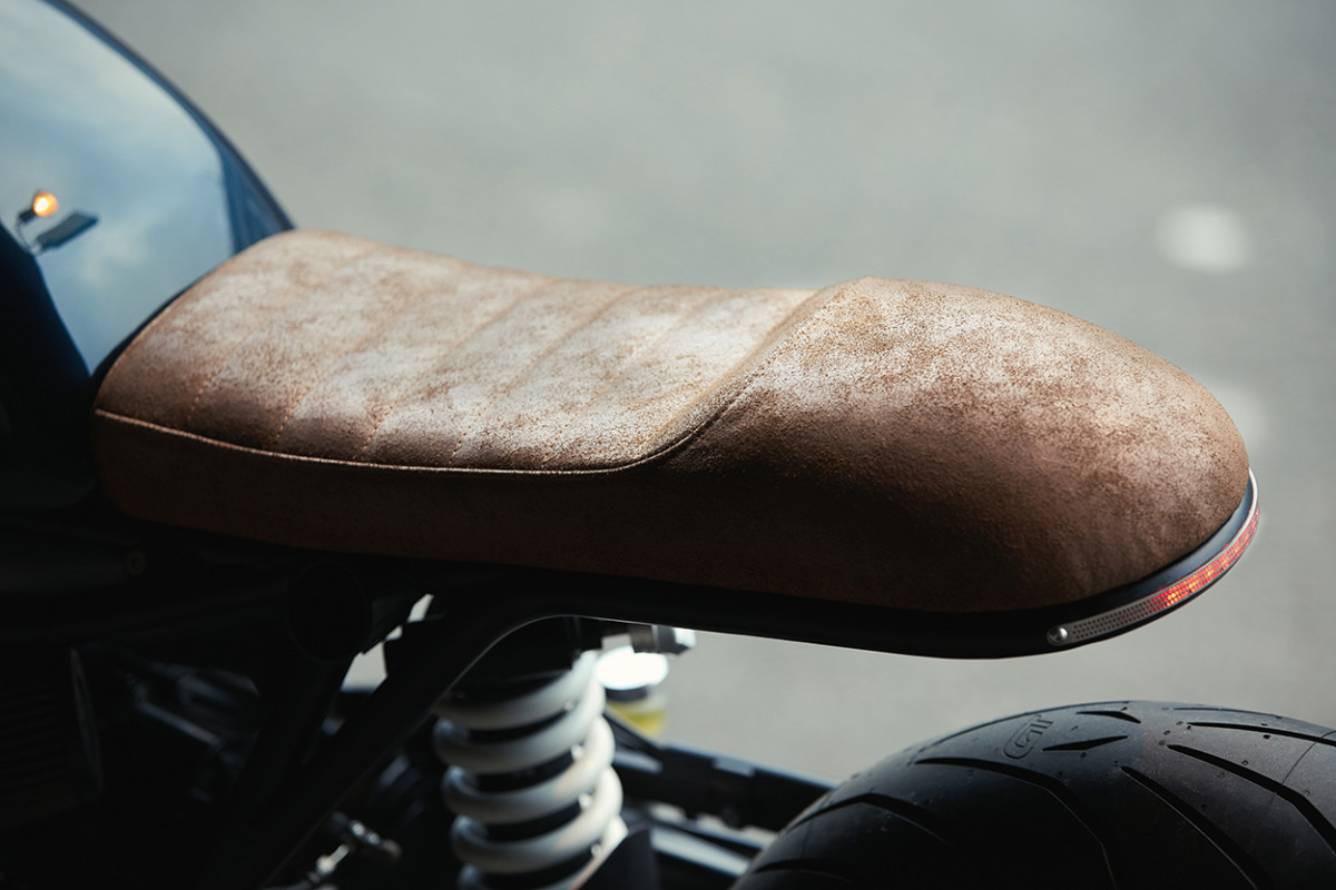 Clutch Custom Motorcycles