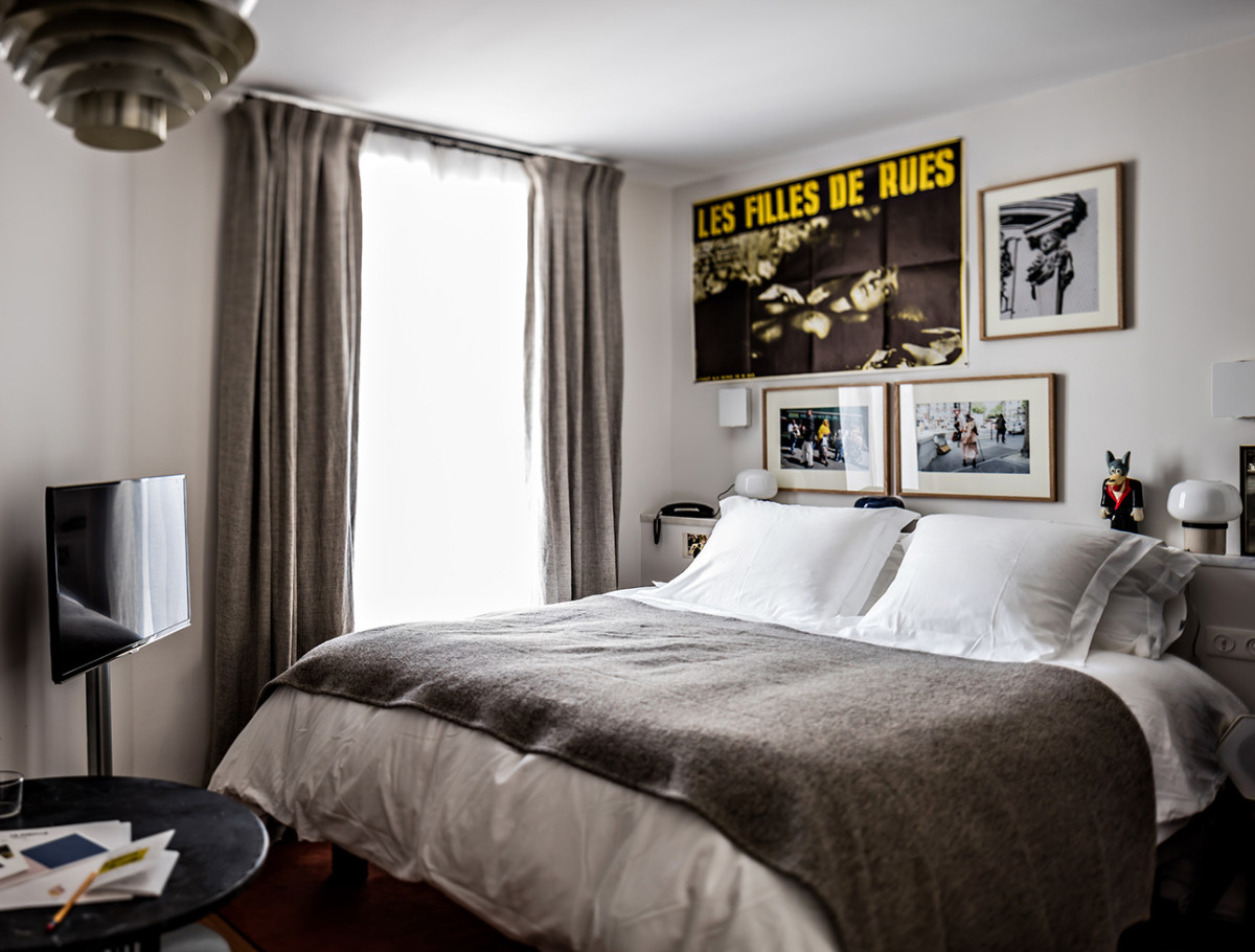 paris 39 le pigalle is a perfectly designed hotel airows. Black Bedroom Furniture Sets. Home Design Ideas