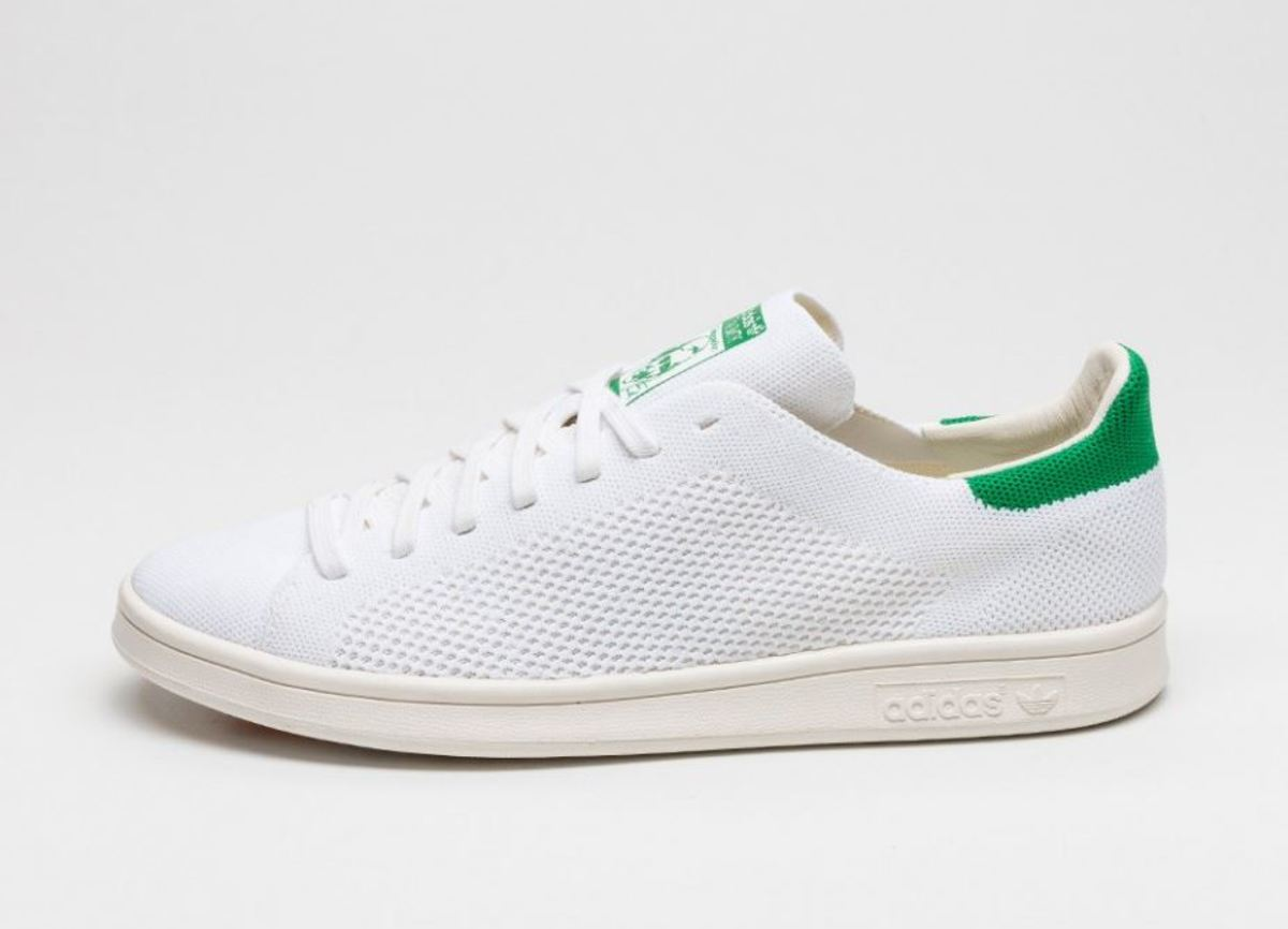 Adidas To Bring Back Stan Smith Primeknit Sneakers In Original ... fb854e037