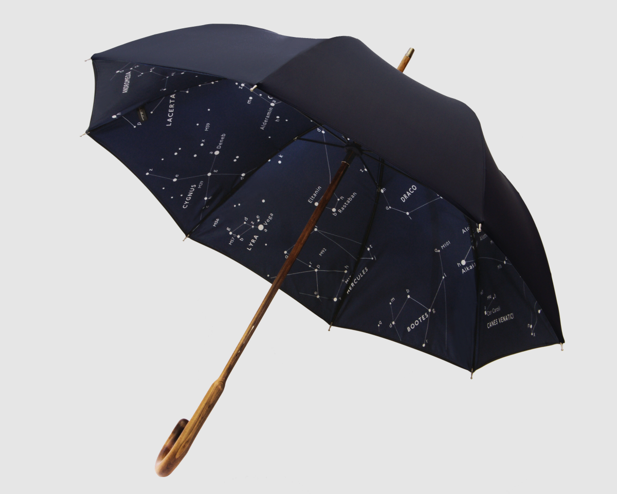 See The Stars With This Beautiful Constellation Umbrella